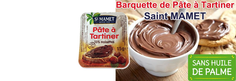 Barquette de Pâte à Tartiner
