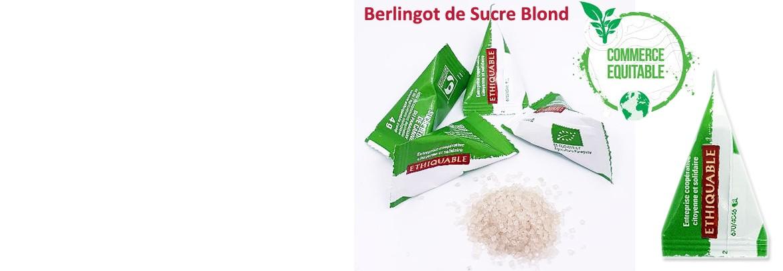 Berlingot de Sucre Blond