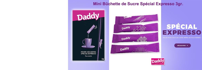 Bûchette Spéciale Expresso Daddy